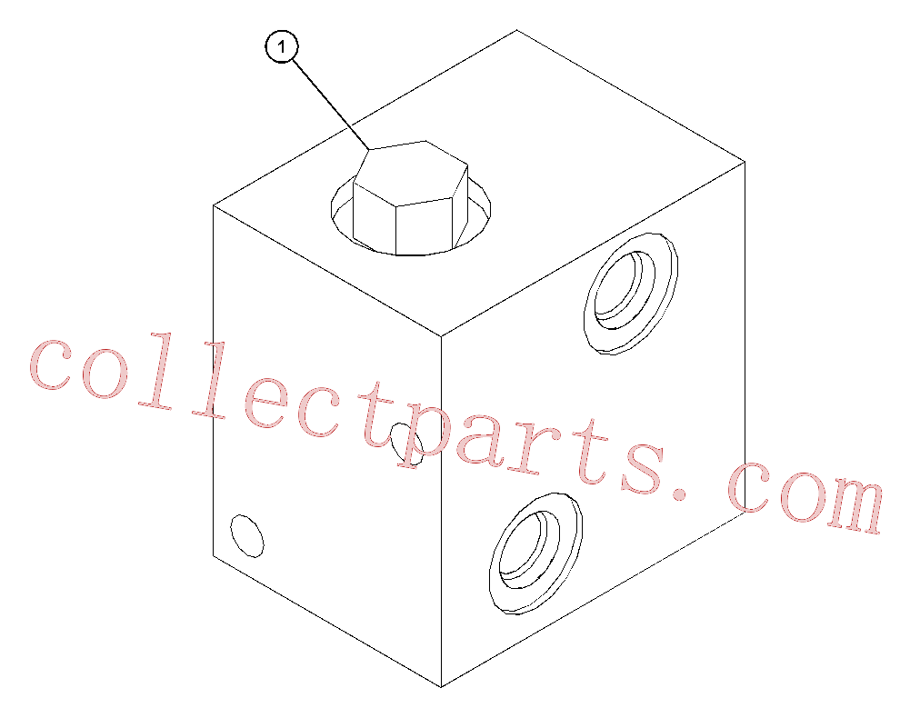 CAT 237-0947 for 336E L Excavator(EXC) hydraulic system 454-0504 Assembly