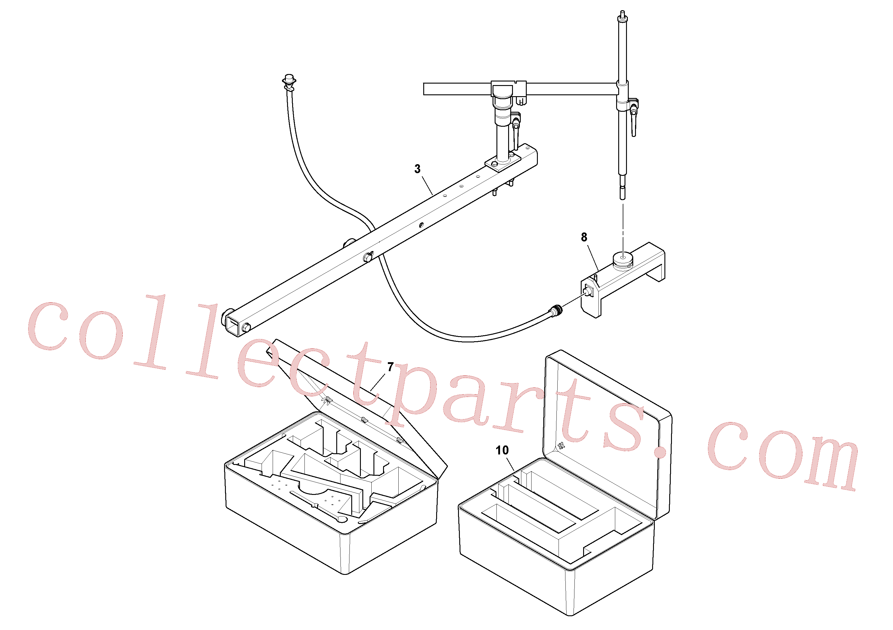 RM20253167 for Volvo Blaw Kontrol Installation(1054590 assembly)