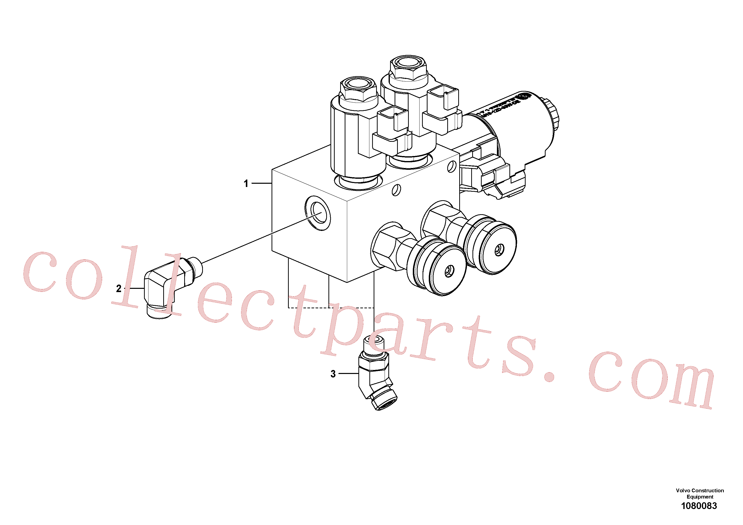 Volvo Assembly VOE14672292 Plate for sale