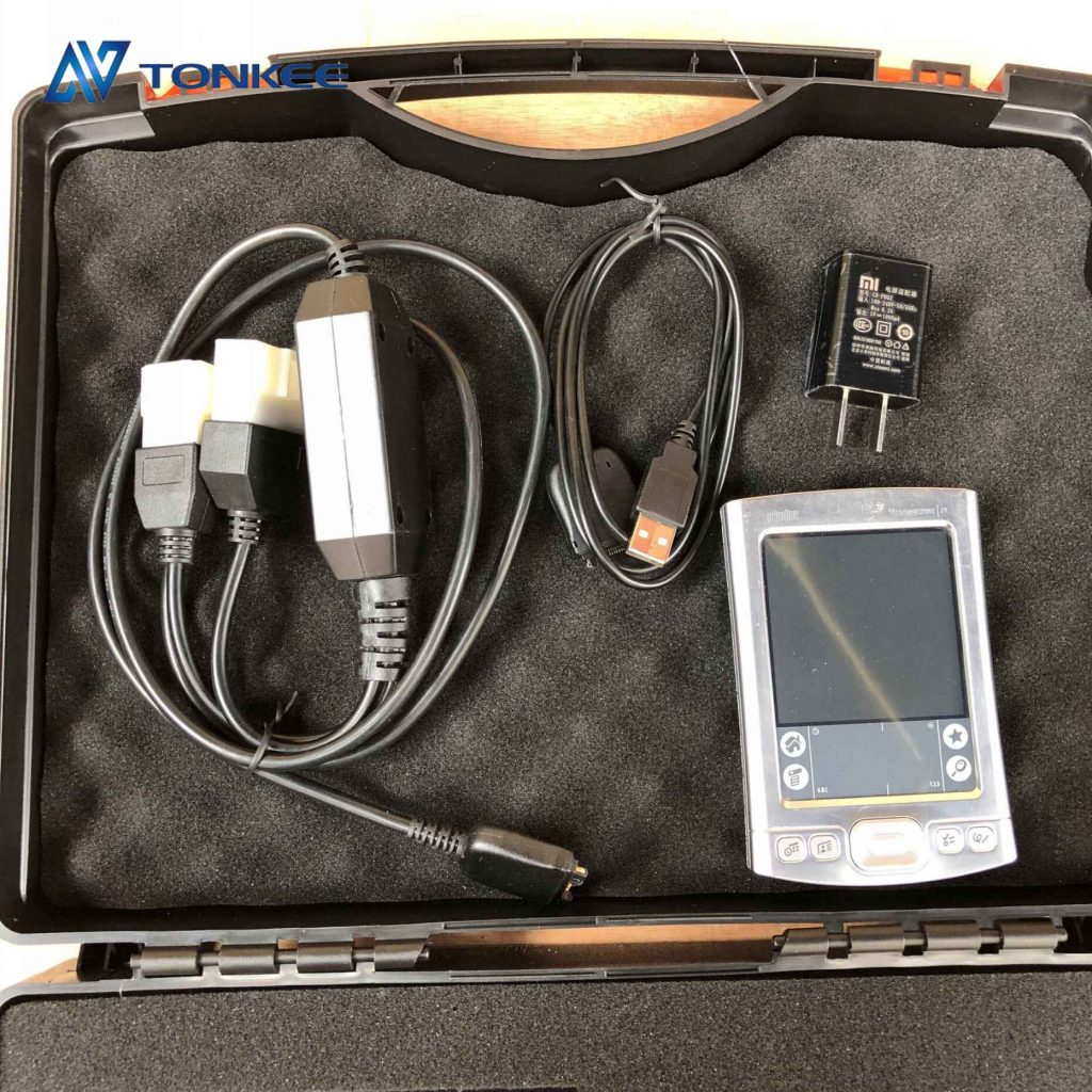 ZX100 ZX120 ZX200 ZX225 ZX230 ZX240 ZX300 ZX330 ZX450 Diagnostic testing tool box PalmOne TE2 Version V3.10 Excavator Diagnostic Tool DR.ZX